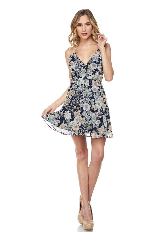 The Suzie Floral Dress