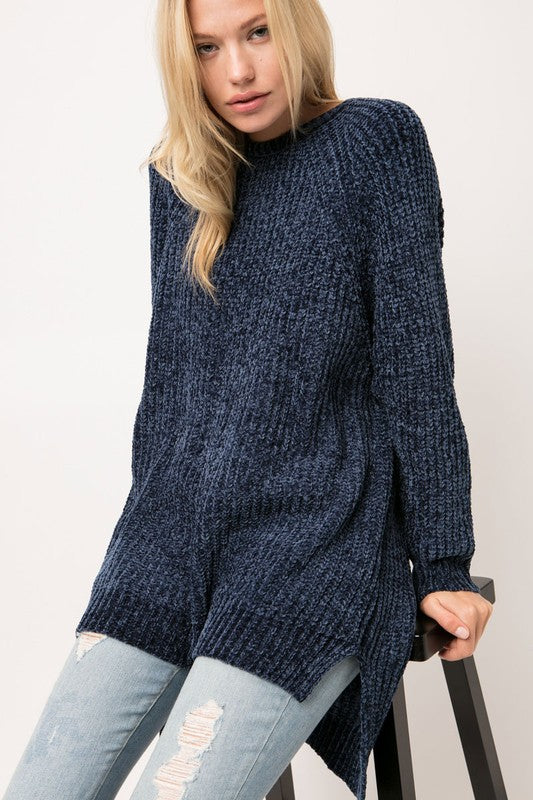 The Lauren Sweater - Beau&Arrow