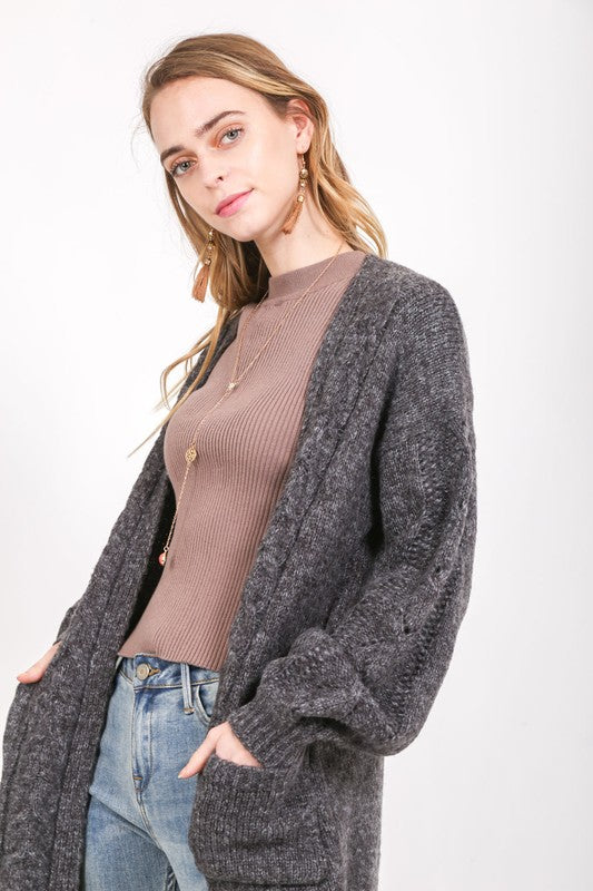 The Claire Cardigan