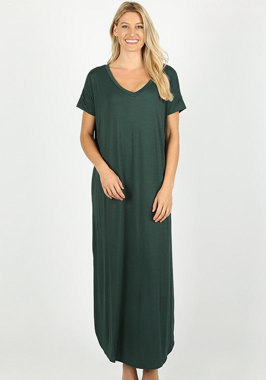 The Isabelle Maxi Dress - Beau&Arrow