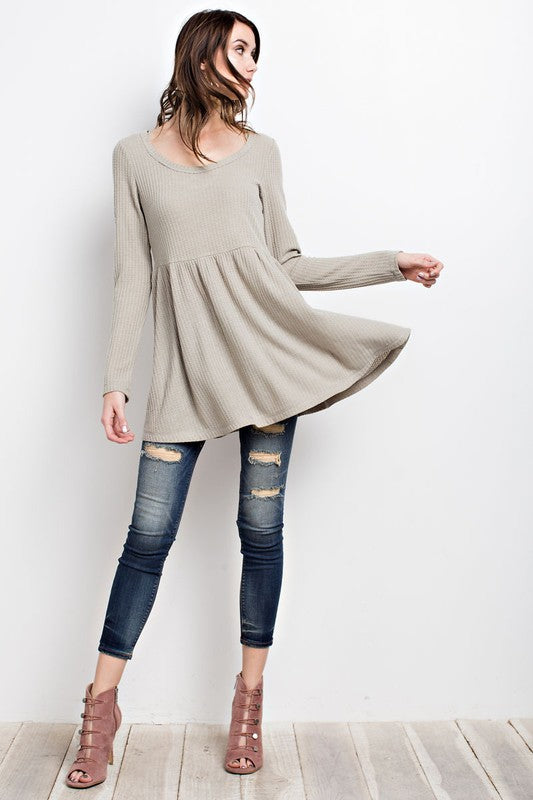 The Ashley Tunic - Beau&Arrow