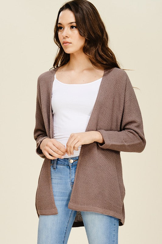 The Frankie Cardigan