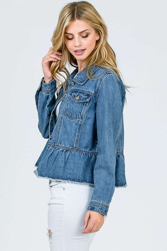 The Tallie Denim Jacket