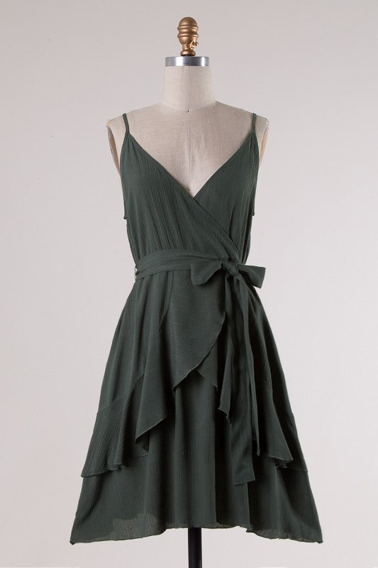 The Gabrielle Dress - Beau&Arrow
