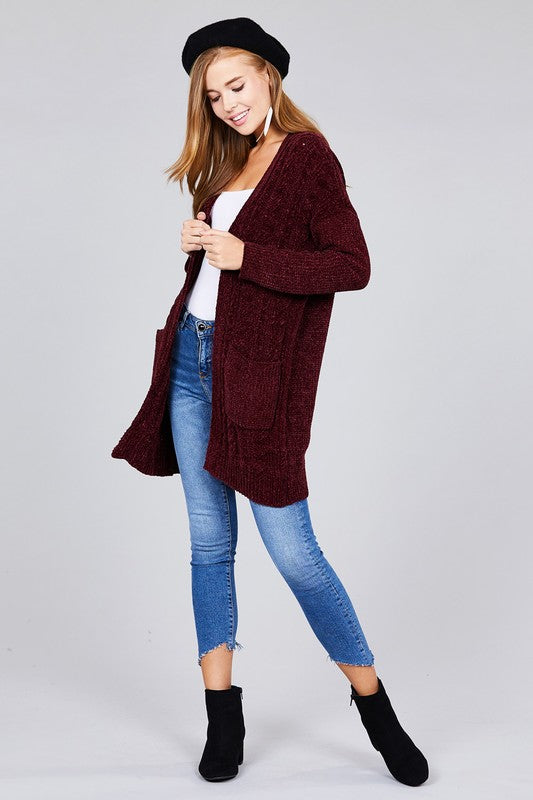 The Becki Cardigan - Beau&Arrow