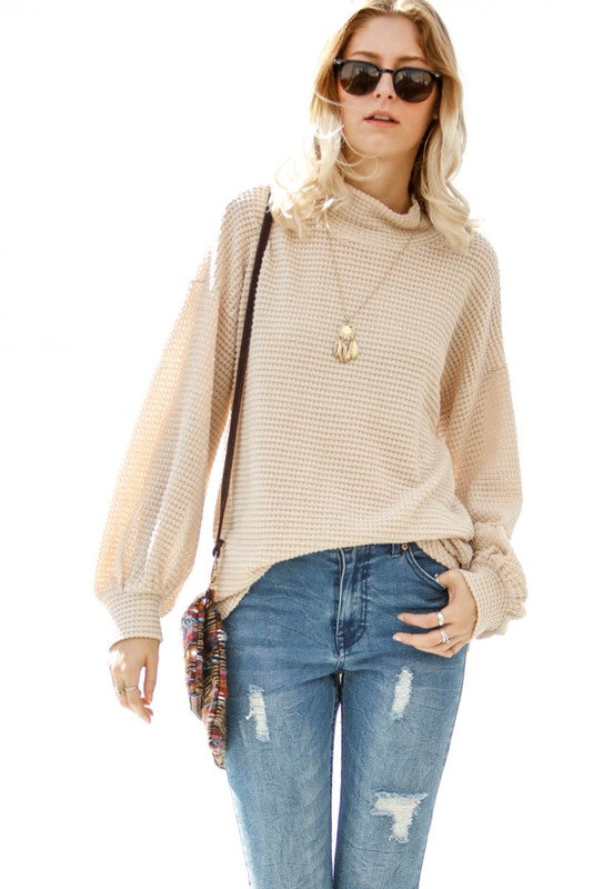 The Amanda Top - Beau&Arrow