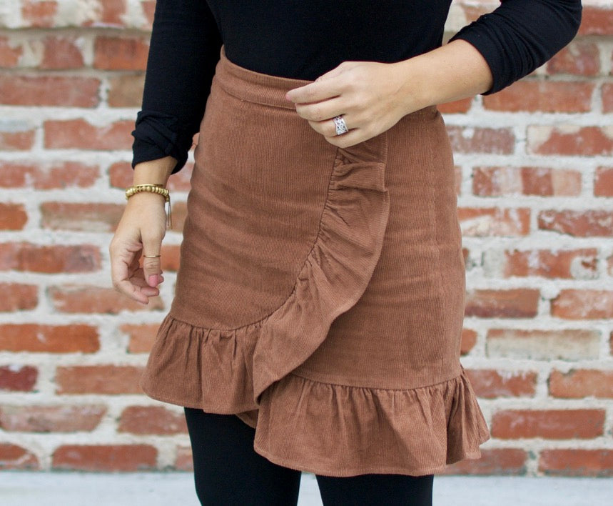 The Hollis Skirt - Beau&Arrow