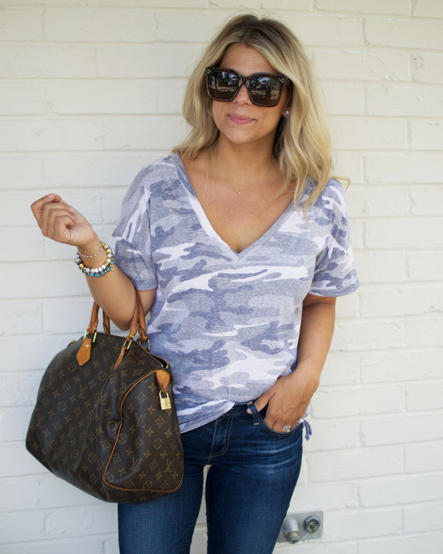 The Chloe Tee - Beau&Arrow