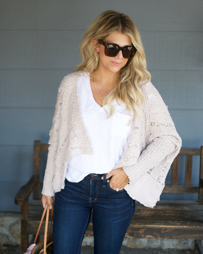 The Mara Cardigan