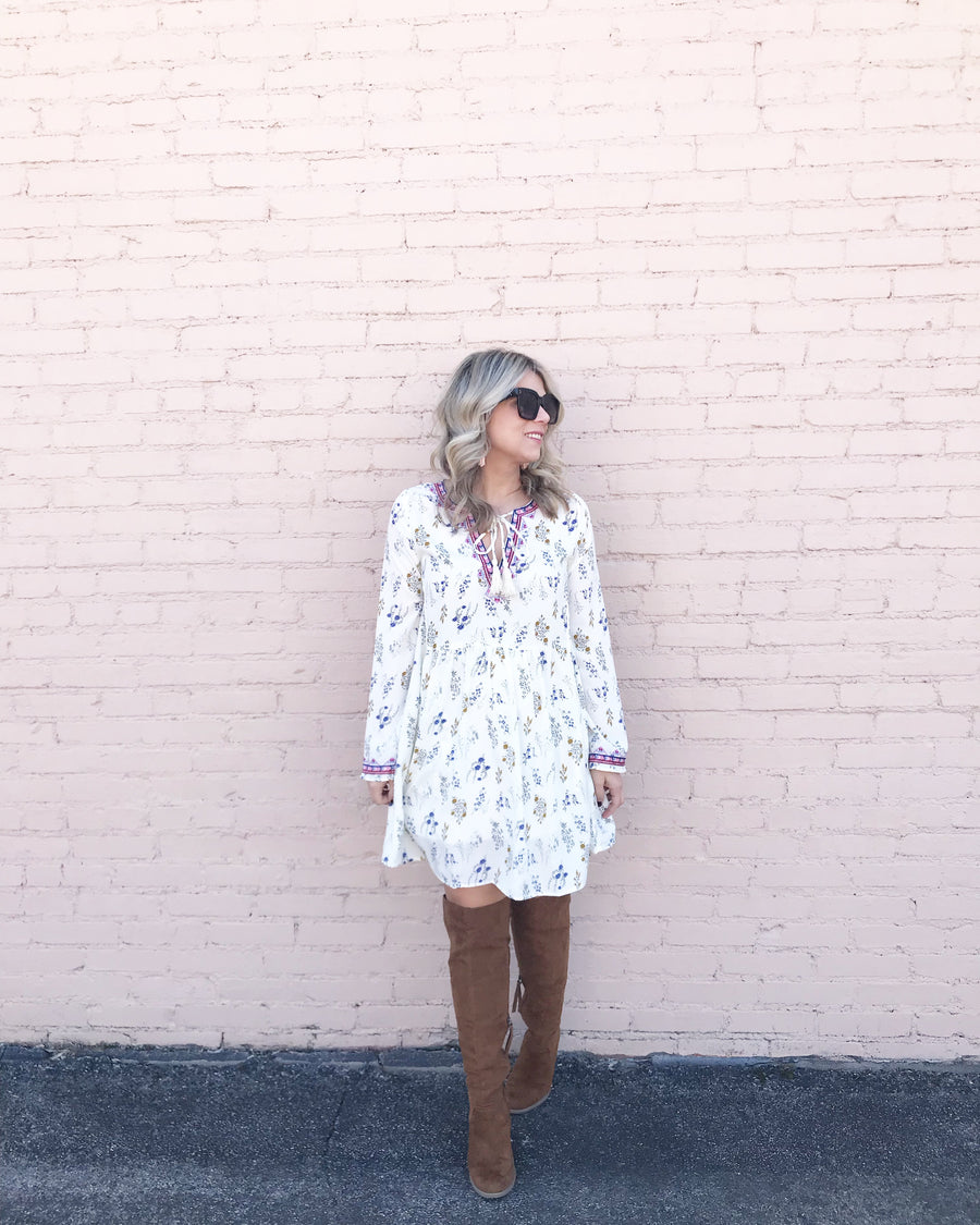 The Ella Kate Dress