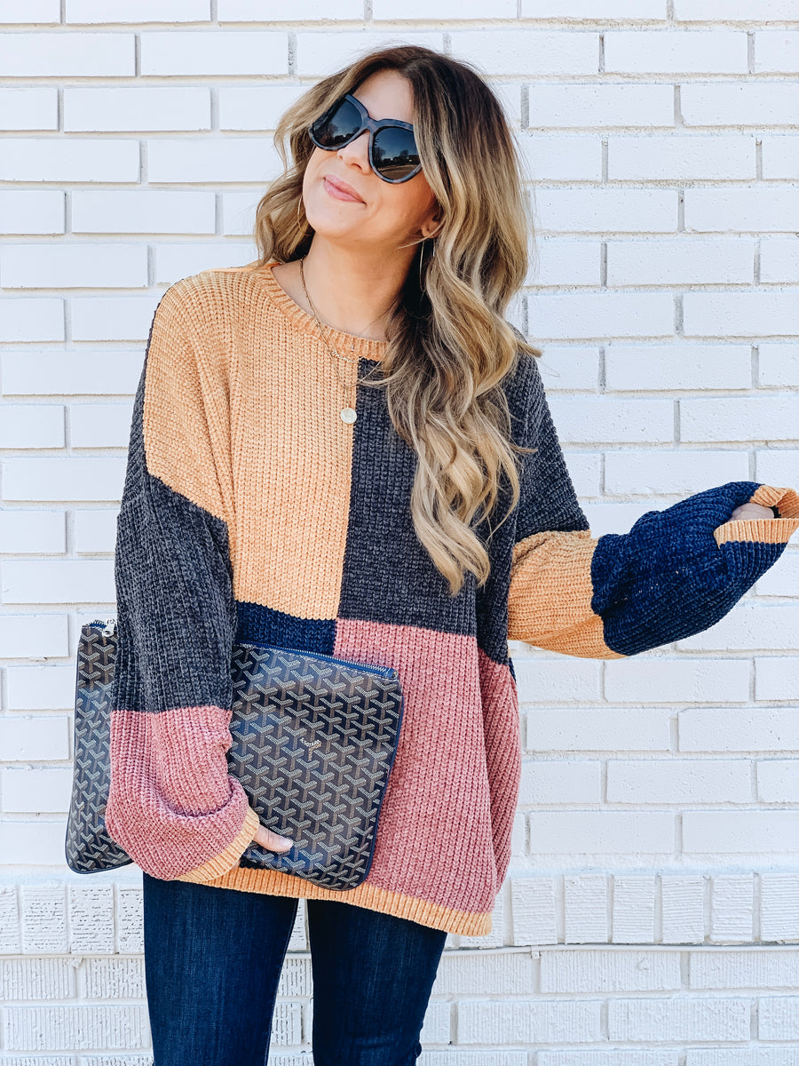 The Avery Sweater - Beau&Arrow