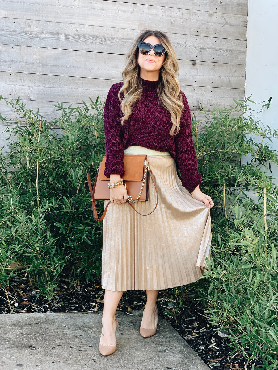 The Mallory Skirt