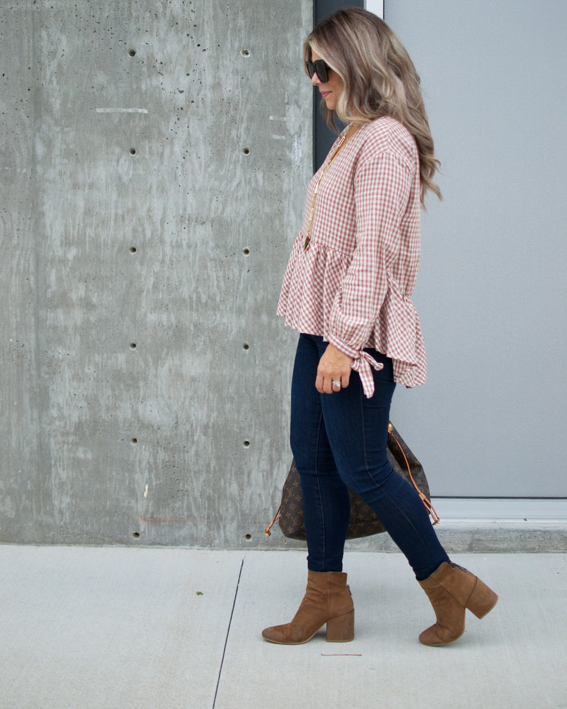 The Blythe Top - Beau&Arrow