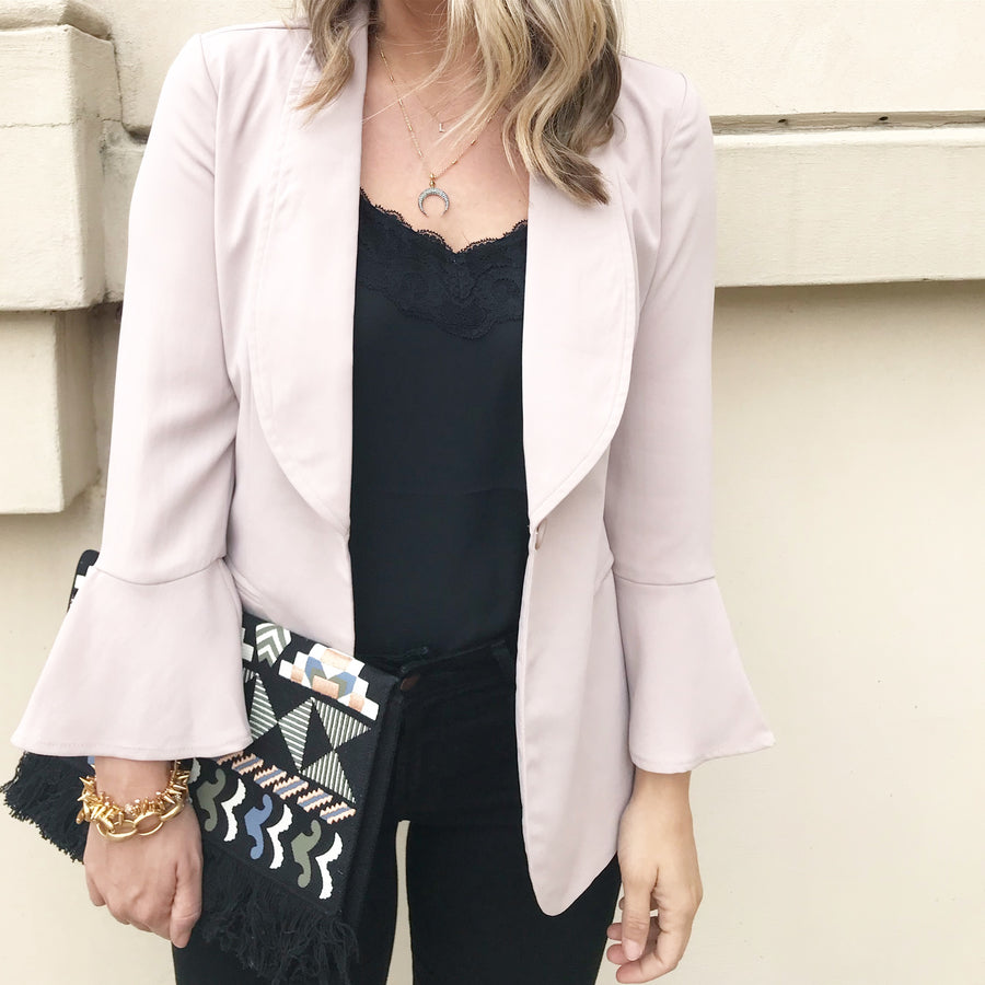 The Lauren Blazer - Beau&Arrow