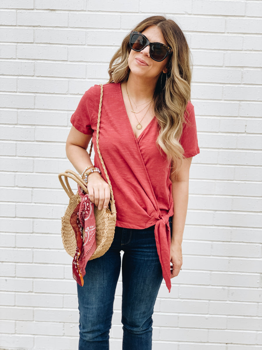 The Sara-Kate Top