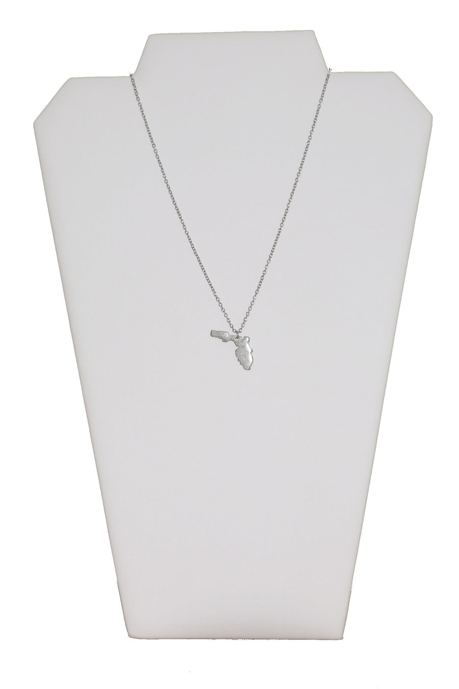 Accessories - Dainty Florida State Pendant Necklace