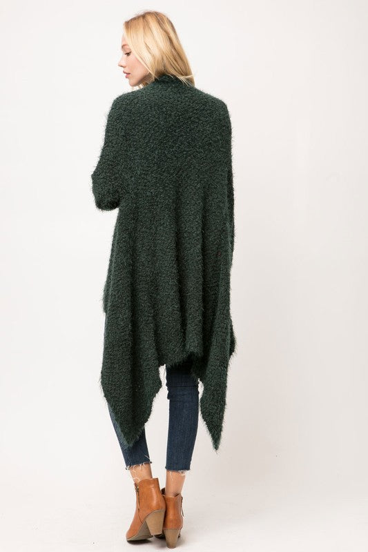 The Hunter Popcorn Knit Cardigan - Beau&Arrow