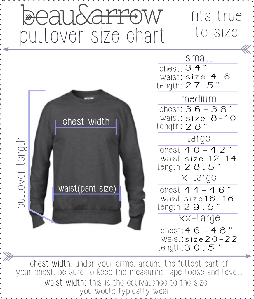Louisiana Outline Charcoal Pullover-Call of the Wild - Beau&Arrow