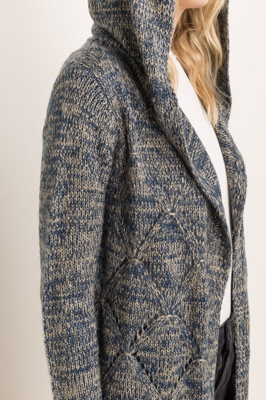 The Evelyn Cardigan - Beau&Arrow