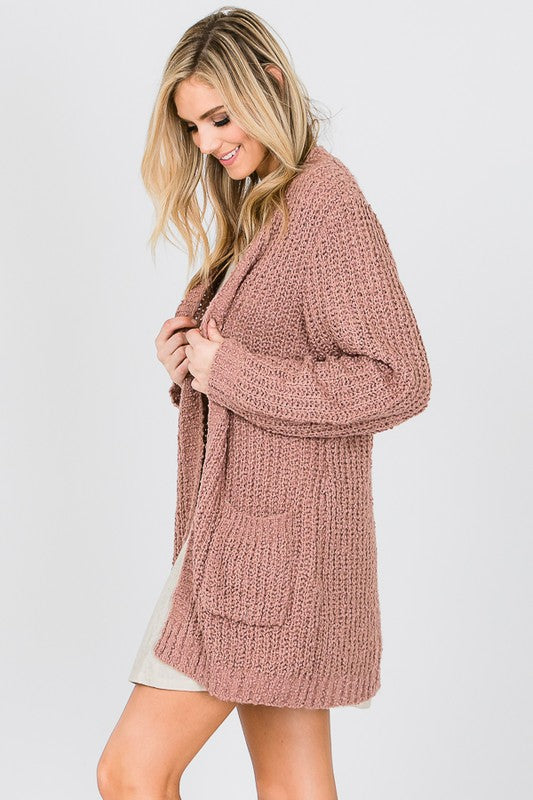 The Canyon Cardigan - Beau&Arrow