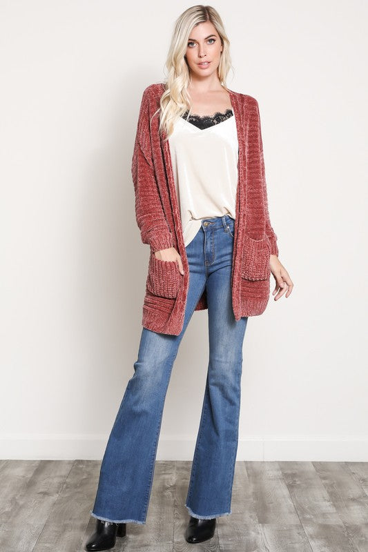 The Catherine Cardigan - Beau&Arrow