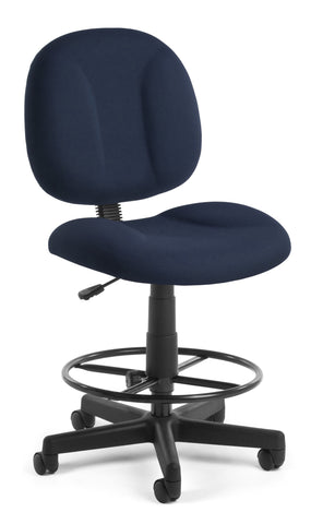 SUPERCHAIR WITH DRAFTING KIT - NAVY