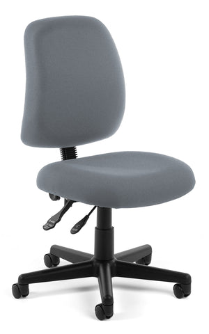 POSTURE TASK CHAIR - GRAY