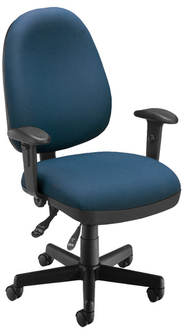 6 FUNCTION EXEC/TASK CHAIR - 804-NAVY