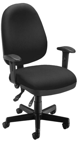 6 FUNCTION EXEC/TASK CHAIR - 805-BLACK