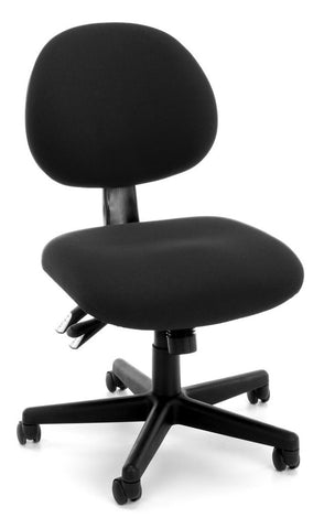 24/7 COMPUTER TASK CHAIR-203-CHARCOAL