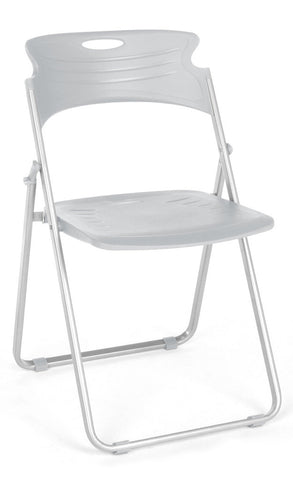 CHAIR THAT FOLDS - DOVE GRAY