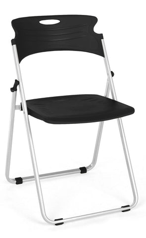 CHAIR THAT FOLDS - BLACK