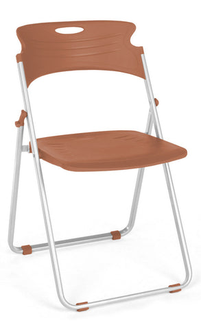 CHAIR THAT FOLDS - CARAMEL