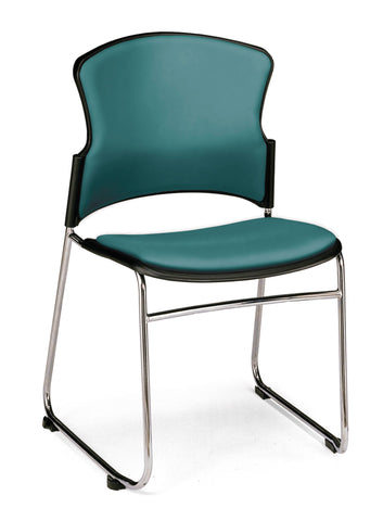 MULTIUSE VINYL S&B STACKER-602-TEAL