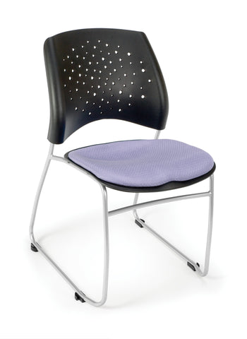 Star Stack Chair - Lavender
