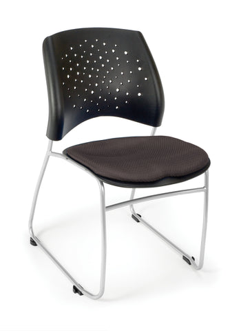 Star Stack Chair - Slate Gray