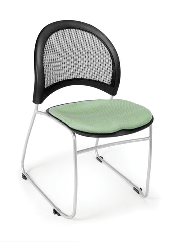 Moon Stack Chair - Sage Green