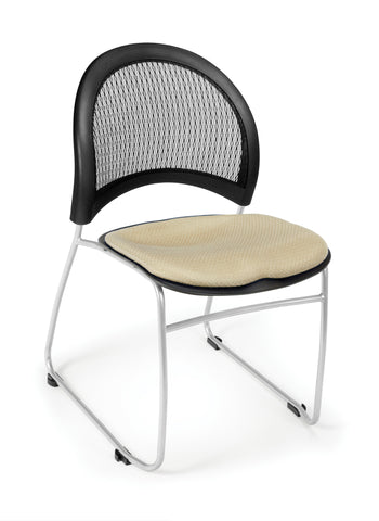 Moon Stack Chair - Khaki