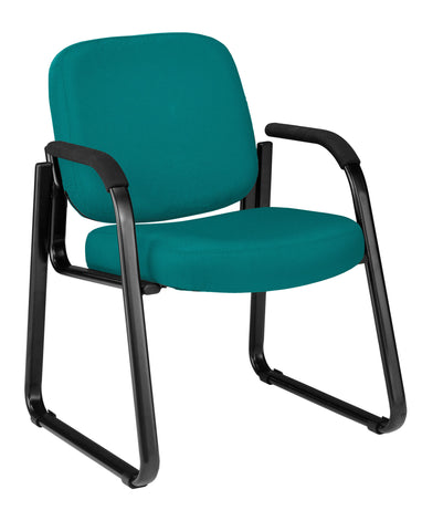 GUEST CHAIR-TEAL