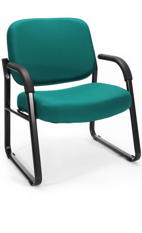 BIG & TALL ARMCHAIR -TEAL