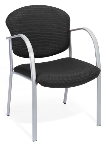 CONTRACT GUEST CHAIR - 20-EBONY