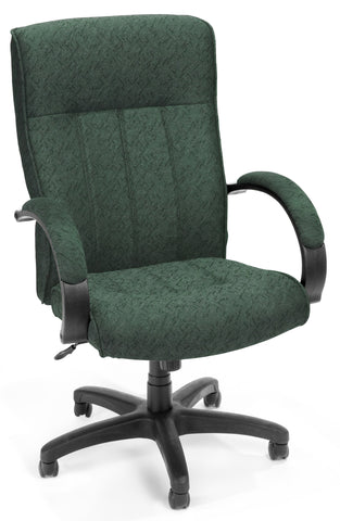 Exec/Conf Chair Hi Back - 2339-GREEN