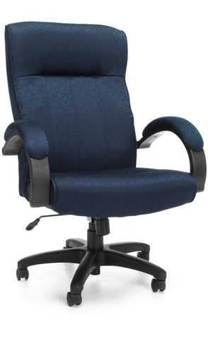 Exec/Conf Chair Hi Back - 304 NAVY