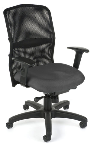 AIRFLO EXEC/CONF CHAIR-GRAY