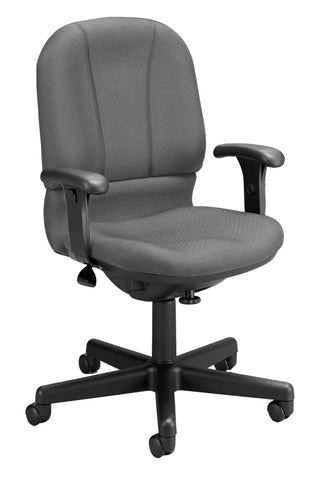 EXEC TASK CHAIR 239 GRAY