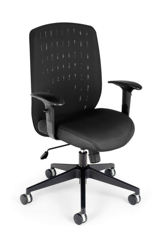 Vision Executive Chair - Black