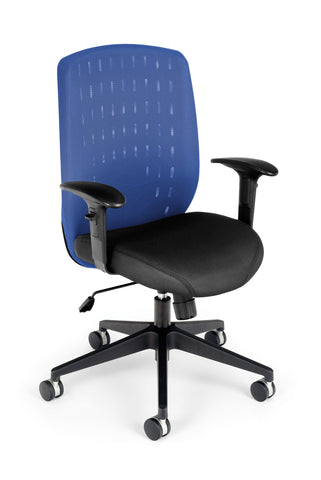 Vision Executive Chair-Royal Blue