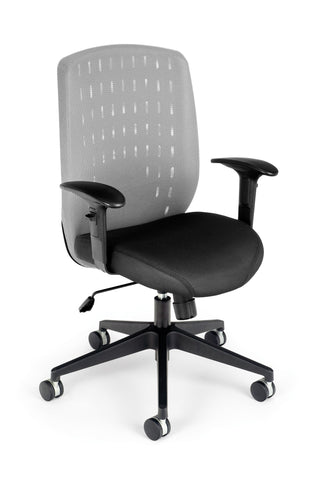 Vision Executive Chair-Light Gray