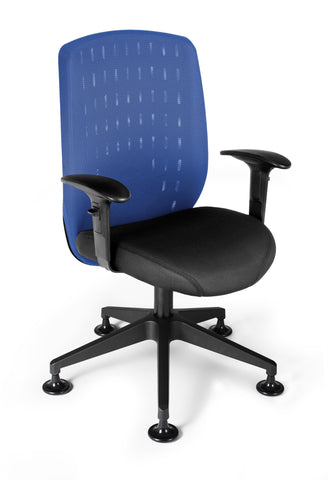 Vision Exec Guest Chair-Royal Blue