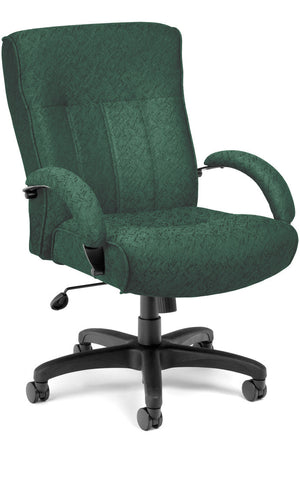 BIG AND TALL CHAIR - 2339 GREEN